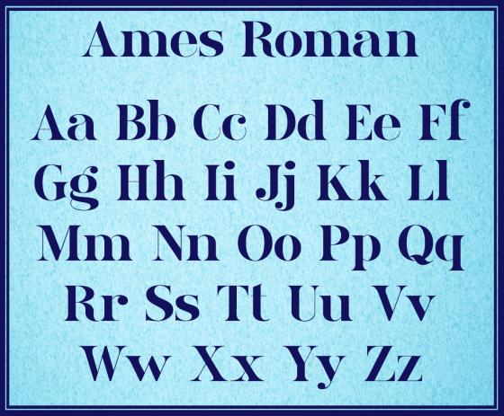Ames'_Roman1